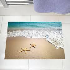 3d effekt boden aufkleber strand view wasserdichte abnehmbare badezimmer tapete für heim dekoration perfekte qualität bilder