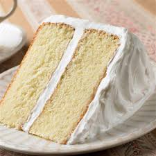 Delicious White Layer Cake — Every Little Thing Birth and Beyond 360 Magazine