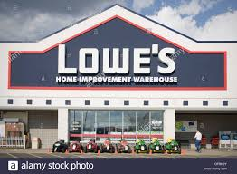 Lowe s Home Improvement Warehouse Store USA Stock Royalty