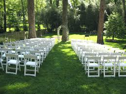 Backyard Wedding Ideas Cheap Outdoor For Summer