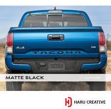 2016 - 2018 Toyota Tacoma Tailgate Letter Insert – Haru Creative 2014 15 16 Toyota Tundra Stamped Tailgate Decals Insert Decal Cely Signs Graphics Michoacan Mexico Truck Sticker And Similar Items Ford F150 Rode Tailgate Precut Emblem Blackout Vinyl Graphic Truck Graphics Wraps 092012 Dodge Ram 2500 Or 3500 Flames Graphic Decal Fresh Northstarpilatescom Dodge Ram 4x4 Tailgate Lettering Logo 1pcs For 19942000 Horses Cattle Amazoncom Wrap We The People Eagle 3m Cast 10