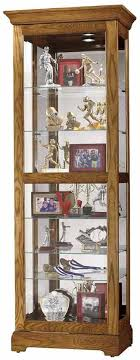 howard miller 680 471 moorland curio cabinet free in home delivery