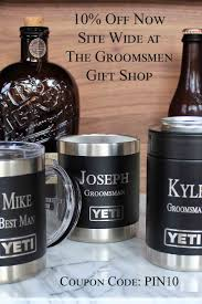 Check Out Our Selection Of All The Best Groomsmen Gifts For ... 77 Yeti Casino Extra Spins In December 2019 Claim Now Gta Water Coupon Airsoft Gi Coupons Promotional Codes 20 Off Gliks Promo Discount Wethriftcom 15 Off Storewide At Skate Warehouse Free Code Cooler Sale Where To Find Bag Deals Money Rambler 12oz Bottle With Hshot Cap Islanders Outfitter Personalized Cancer Awareness Decal Any Color Vaporjoescom Vaping And Steals Yeti Blowout Buy Cyber Monday Newegg Deals Pc Gamer On Twitter Get This Blue Microphone Bundle