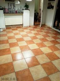 painted tile floor no really make do and diy