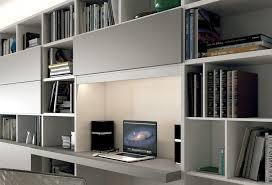 bibliothèque avec bureau intégré meuble tv avec bureau bibliothèque l10 colombini casa