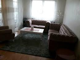 couchgarnitur wohnzimmer möbel altrosa chesterfield wie neu
