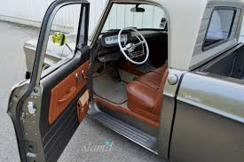 100 Custom Truck Interior Ideas Kirby Wilcoxs 1965 Dodge D100 Short Box Sweptline Pickup Slamd Mag