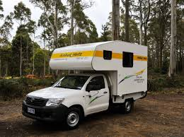 Campervans & Motorhomes For Hire In Tasmania - AutoRent Hertz