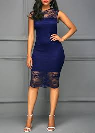lace dresses women shop free shipping rosewe