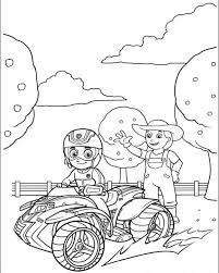 PAW Patrol Coloring Pages To Print
