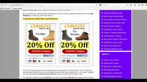 Carolina Boots Coupon Code - YouTube Bar Method Discount Code Vegan Morning Star Aeo Uk Promo Ubereats Westside Whosale Shoebacca Codes May 2013 Week Best Web Hosting Coupons Offers Discounts Dealszo Displays To Go Apex Appliance Service Shoebuy Free Shipping Find Somewhere Eat Near Me Promotion For Boots Teapigs Delivery Sharing Machine Coupon Vitamix Super 5200 Discount Travel Sites Reviews Car Battery Coupons Dominos Twoomba Macys Shoe In Store Sperry Creates Sustainable Shoe Line Made From Yarn Spun 20 Off Emerica Coupon Promo Code Fyvor