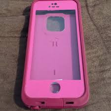 70% off LifeProof Accessories Hot Pink IPhone 5 Lifeproof Case