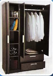 Brusali Wardrobe With 3 Doors by Cheap 3 Doors Wardrobe With Shelves In Sydney Furniture Warehouse
