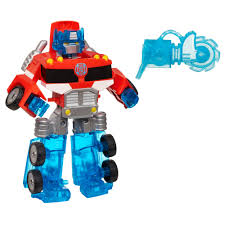 Playskool Heroes Transformers Rescue Bots Energize Optimus Prime ...