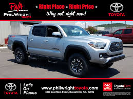New 2018 Toyota Tacoma For Sale | Russellville AR | 3TMCZ5ANXJM170780 2016 Tacoma Trd Offroad Double Cab Long Bed King Shocks Camper 2007 Toyota Prerunner Abilene Tx Used Car Sales Premier Trucks Vehicles For Sale Near Lumberton Mason City Powell Wy Jacksonville Fl New Models 2019 20 Top Of The Line Crew Pickup For Baldwinsville 2017 Latham Ny 5tfsz5an2hx089501 2018 Sr5 One Owner No Accidents In Tuscaloosa Al 108 Cars From 3900
