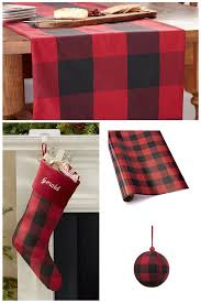 Holiday Inspiration: Buffalo Plaid Christmas Decor — The Daily Bubbly Blue And White Lantau Family Home Lets The Living Be Easy Post Lounge Better With Leather Pottery Barn Kids Our Gray Ding Room Tommy Ellie Mahogany Farmhouse Armoire Aptdeco Wing Chairs Take Flight City Ill Never Buy A Sofa Review Diy Show Off Msages Love This Offices Outdoor Living Tristan Bar Cart Au
