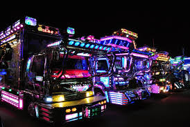 Dekotora, Japan's Tuned Trucks - VOYAPON