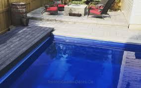 Ipe Deck Tiles Toronto by Pool Construction With Interlocking Toronto Custom Deck Design