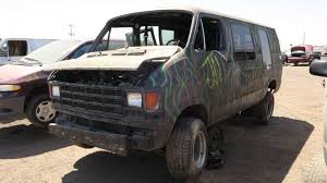 Junkyard Gem 1987 Dodge Ram Race Support Vehicle