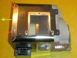 Mitsubishi Projector Lamp Replacement Instructions by Mitsubishi Vlt Hc3800lp Bulb Replacement Ifixit
