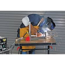 Adjustable Steel Welding Table In 2019 Welding Ideas