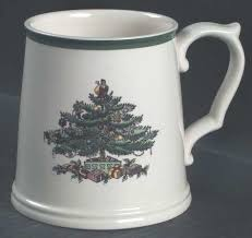 Spode Christmas Tree Mugs With Spoons by Spode Christmas Tree Green Trim At Replacements Ltd Page 8