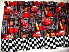 amazon com checkered flag car racing window valance curtain