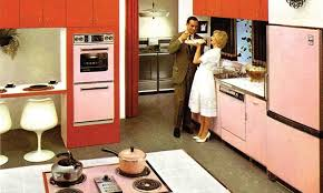 Kitchens Design Through The Decades 1960s