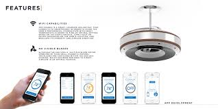 Exhale Ceiling Fan India by No Blade Ceiling Fan Bold Design Ideas 11 Exhale Fans Launches Its