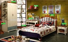 Unique Boy Beds British Style Kids Bedroom Furniture