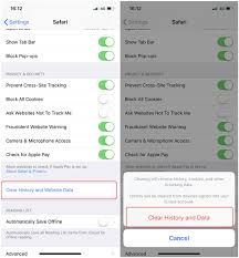How to Clear Safari History on iPhone