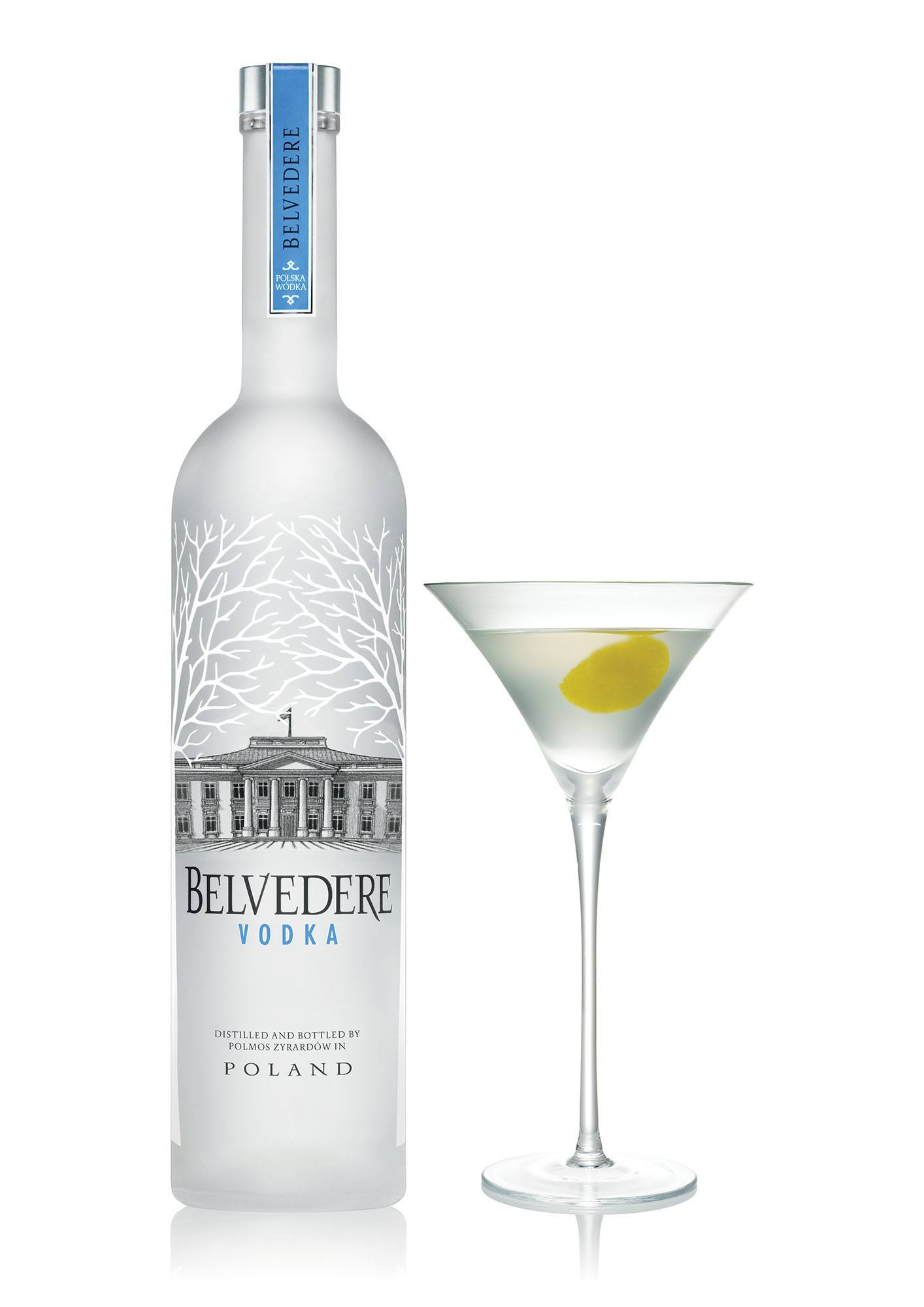 Belvedere Polish Vodka