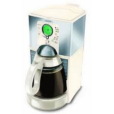 Mr Coffee FTX24 12 Cup Programmable Coffeemaker White