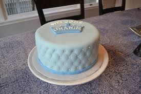 Baby boy cakes be equipped baby shower baby cake be equipped blue