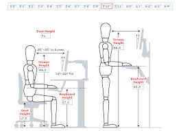 Desk Height For Someone 5ft 10 Inches Tall