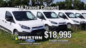 Top 100 Sales Drive | Preston Ford Commercial Truck Department - YouTube A Plugin Hybrid Ford F150 And Allectric Commercial Trucks Are Moscow Russia September 08 2017 Transit Light Battlefield Preowned Commercial Trucks Serving Mansas Va Preston Truck August Tent Event Youtube 2019 Super Duty The Toughest Heavyduty New Used Dealership Woody Folsom In Baxley Ga Why Dominates The Commercialvehicle Segment Autoguidecom News Vehicle Inventory Rich Edgewood Nm Near St Louis Mo Bommarito Find Best Pickup Chassis