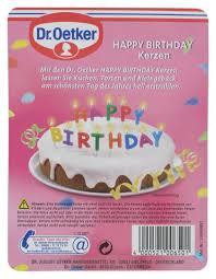 dr oetker happy birthday kerzen