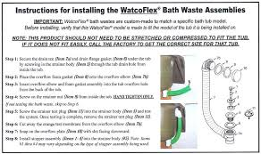 Bathtub Drain Strainer Body by Plumbing A Bathtub Drain And Overflow U2013 Modafizone Co