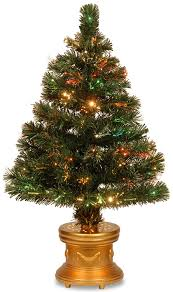 Fiber Optic Christmas Tree 6 by Amazon Com National Tree 32 Inch Fiber Optic Radiance Fireworks