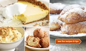 new orleans dessert recipes for mardi gras desserts