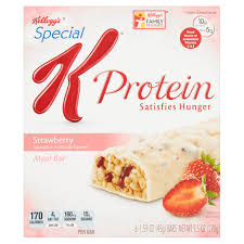 Kellogg's Special K Bar, 8 Grams Of Protein, Chocolatey Dipped ... Atkins Chocolate Peanut Butter Bar 21oz 5pack Meal Amazoncom Special K Protein Strawberry 6count 159 Pure Pro 21 Grams Of Deluxe 176 Oz 6 Ct Replacements Shakes Bars More Gnc Chip Granola 17oz Replacement Healthy 15 That Are Actually Highprotein Myproteincom Weight Loss Diet Exante Slim Fast Shakes 1 Month Nutrisystem Soy Coent Top 10 Best Ebay Nutritional Amazoncouk The Orlando Dietian Nutritionist