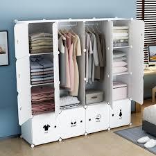 KRIPTON Open Shelving Unit W77cm For Kripton Wardrobe