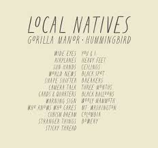 local natives album christina chung
