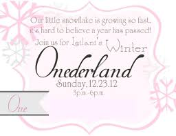 Winter Onederland Birthday Invitations 3621 Together With Was Best Invitation Example
