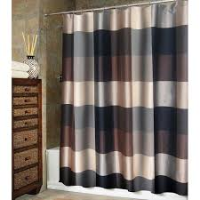 Modern Shower Curtains Solid Colors — Home Design StylingHome