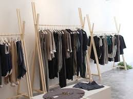 Best 25 Retail Fixtures Ideas On Pinterest Clothing Displays Regarding Department Store Racks