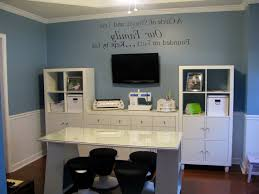 Home Office Color Ideas Paint For Painting Fresh Blue Offices