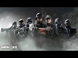 siege de rainbow six siege cinematics de todos os agentes básicos