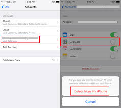 How to Delete All Contacts on iPhone iPad at ce Easily