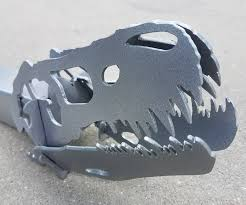 Dinosaur Trailer Hitch Cover, Truck Accessories, Raptor Hitch ... Ford Raptor Truck Accsories Best Photo Image Rugged Liner Of F150 Bumpers Freedom Motsports Suv Performance Parts Accessory Experts 72018 Ford Raptor Honeybadger Winch Front Bumper F117382860103 Leer Caps Camper Shells Toppers For Sale In San Antonio Tx Tire Mount Rotopax Bed 2010 2014 Cap Holders Rear R117321370103 Hood Protector By Lund Aeroskin For Smoke The Official How Would A Top Engineer Use Svt Raptors Aux Switches